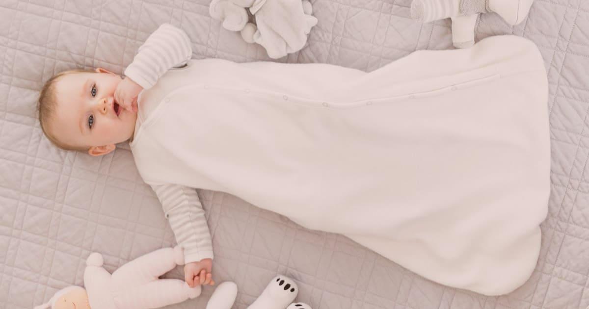 Baby in sleepsack