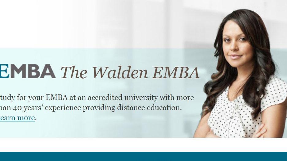Walden EMBA feature