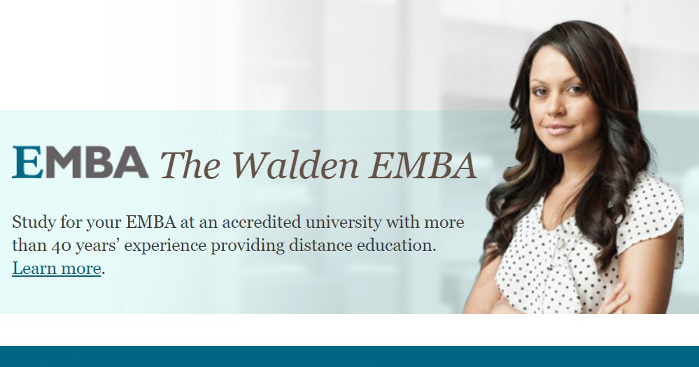 Walden EMBA feature