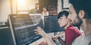 Web development career